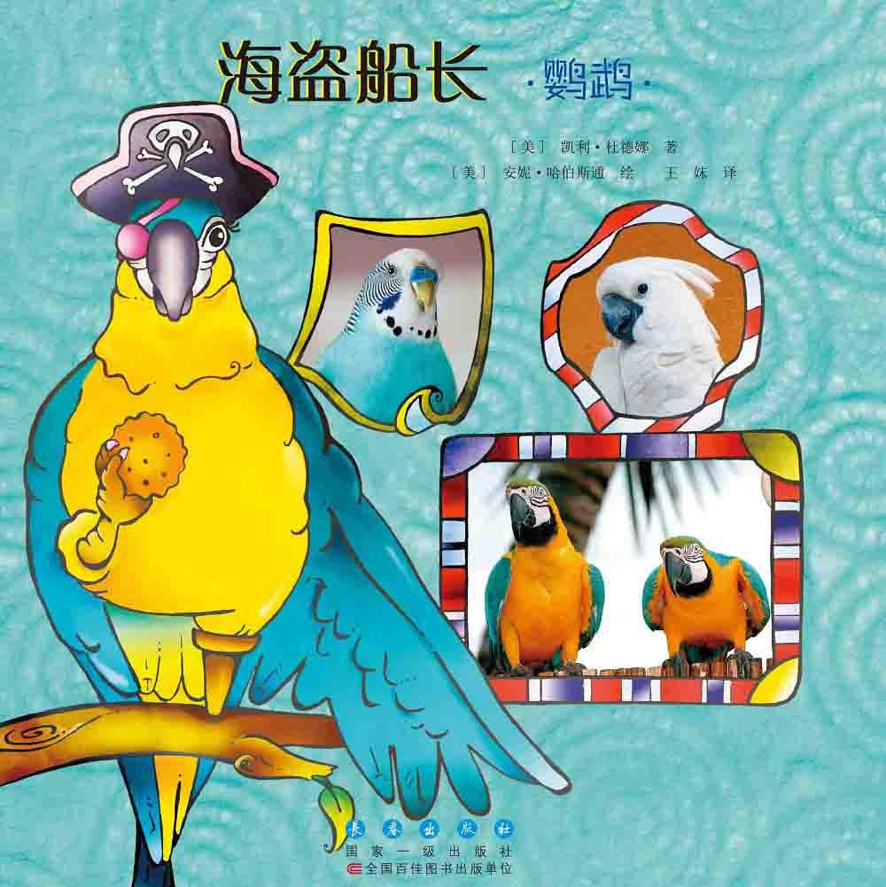 海盗船长·鹦鹉